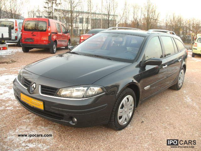 2006 renault laguna ii 2 2 dci automatic exception car photo and specs. Black Bedroom Furniture Sets. Home Design Ideas