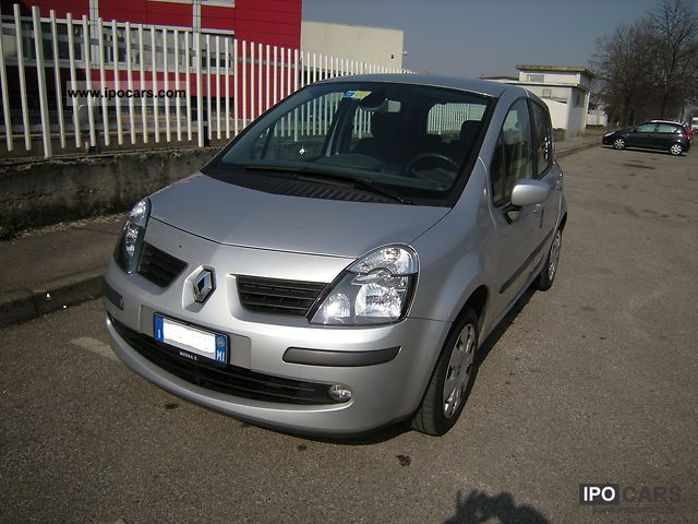 2006 Renault  Mode Small Car Used vehicle photo