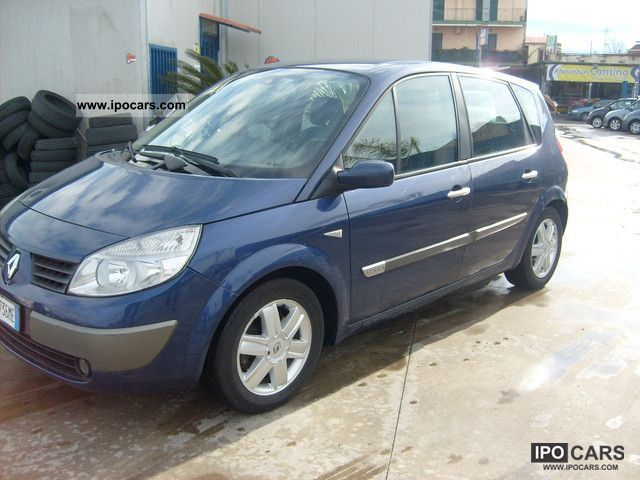 2004 renault sc nic 1 9 dci dynamique luxe car photo and specs. Black Bedroom Furniture Sets. Home Design Ideas