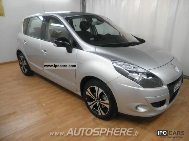 2011 renault scenic 1 5 dci110 fap euro 5 bose car photo. Black Bedroom Furniture Sets. Home Design Ideas