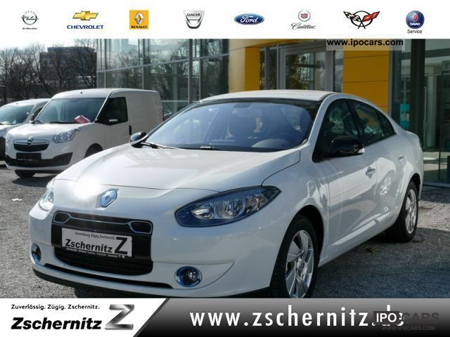 Renault  Fluence ZE Dynamique 2011 Electric Cars photo