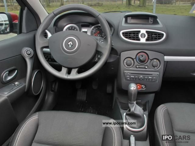 2012 renault clio iii dynamique 1 2 16v 75 3 eco climate el fh car photo and specs. Black Bedroom Furniture Sets. Home Design Ideas