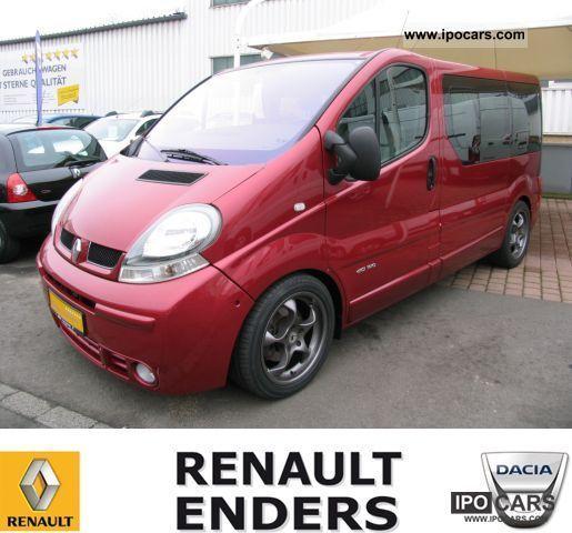 2007 Renault  2.5 dCi Trafic Passenger Navi + PDC + heater Van / Minibus Used vehicle photo
