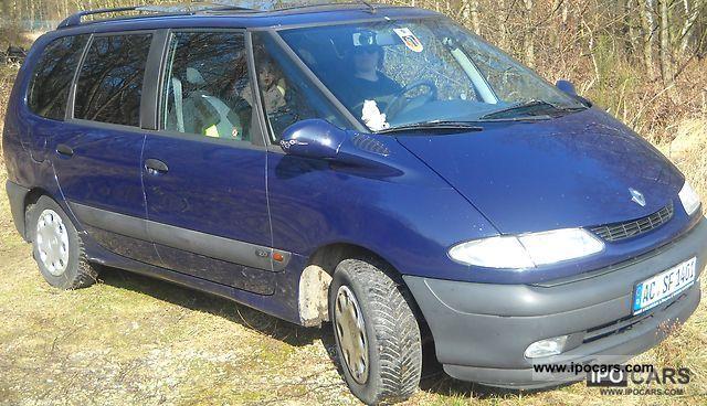 1996 Renault  2.0 l Van / Minibus Used vehicle photo