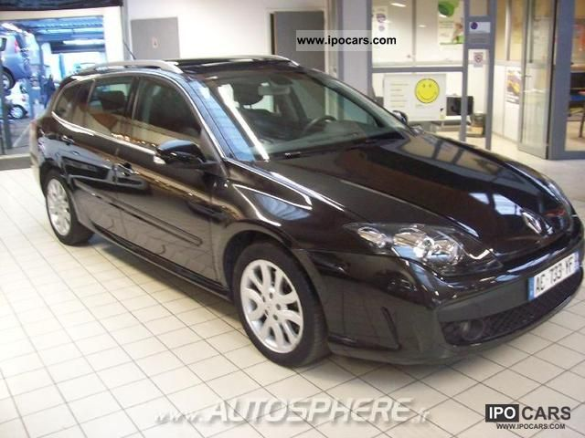 2009 renault laguna estate 2 0 dci130 fap gt 4control car photo and specs. Black Bedroom Furniture Sets. Home Design Ideas