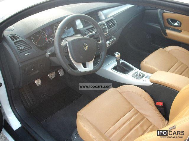 2009 Renault Laguna Coupe Dci 180 Fap Gt Car Photo And Specs