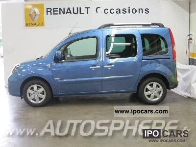 2011 renault kangoo ii 1 5 dci 85 kangoo ii sl tomtom car photo and specs. Black Bedroom Furniture Sets. Home Design Ideas