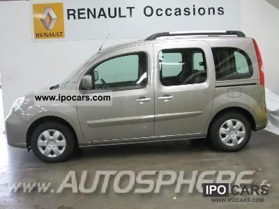 2011 renault kangoo ii 1 5 dci 85 kangoo ii expressionism car photo and specs. Black Bedroom Furniture Sets. Home Design Ideas