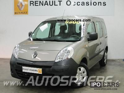 2010 renault kangoo kangoo ii ii 1 5 dci 85 eco2 expr car photo and specs. Black Bedroom Furniture Sets. Home Design Ideas