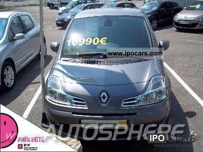 2011 renault modus modus 1 5 dci 105 dynamique eco2 car photo and specs. Black Bedroom Furniture Sets. Home Design Ideas