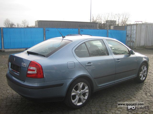 2007 skoda octavia 2 0 tdi elegance xenon sd gps car photo and specs. Black Bedroom Furniture Sets. Home Design Ideas