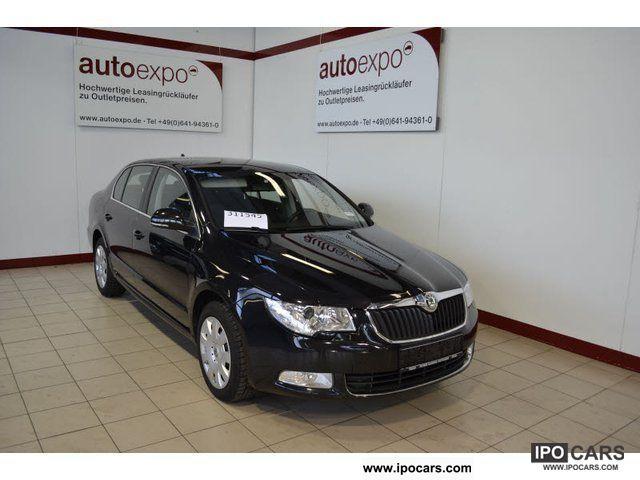 2009 Skoda  Superb Ambition 1.8 TSI, navigation, climate control Limousine Used vehicle photo