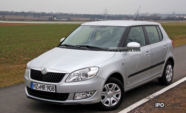 2010 Skoda  Fabia 1.2 HTP Ambiente Small Car Used vehicle photo