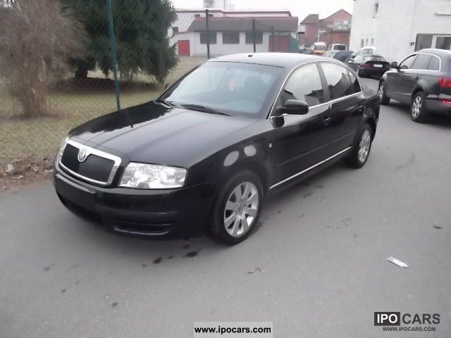 2006 Skoda  Superb 1.9 TDI 105 hp Comfort Navi Plus Klimaaut Limousine Used vehicle photo