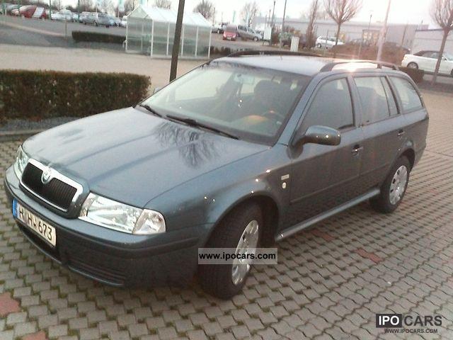 2003 Skoda  Octavia 1.6 Combination Selection Estate Car Used vehicle photo