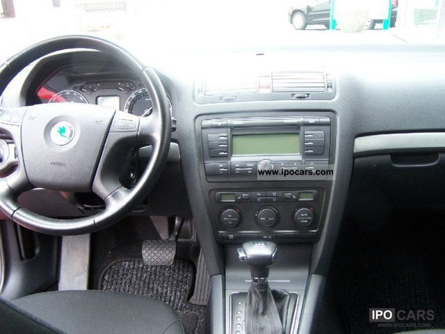 2008 Skoda Octavia Ii Combi 1 9 Tdi Dsg Elegance Car