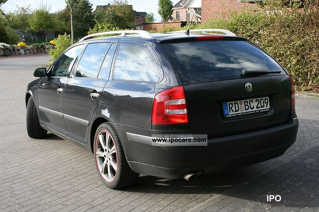 2006 skoda octavia 1 9 tdi elegance car photo and specs. Black Bedroom Furniture Sets. Home Design Ideas
