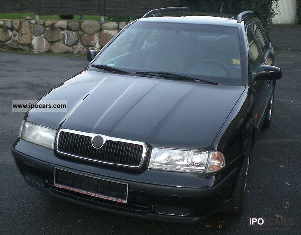 2000 skoda combi octavia 1 6 slx car photo and specs for Interieur skoda octavia 2000