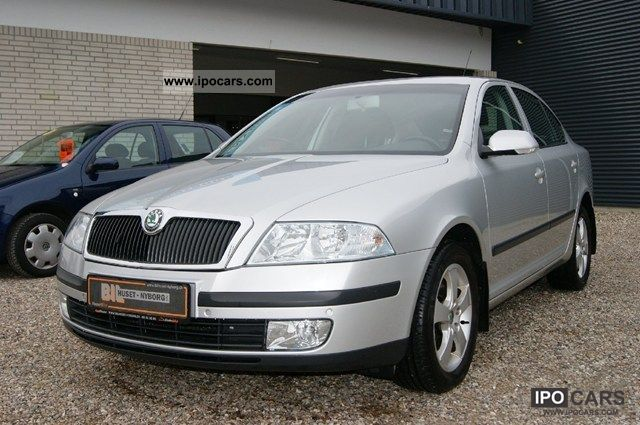 2005 skoda octavia 2 0 tdi elegance car photo and specs. Black Bedroom Furniture Sets. Home Design Ideas