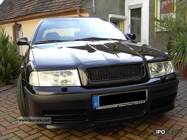 2001 Skoda  Octavia RS 1.8 T Limousine Used vehicle photo