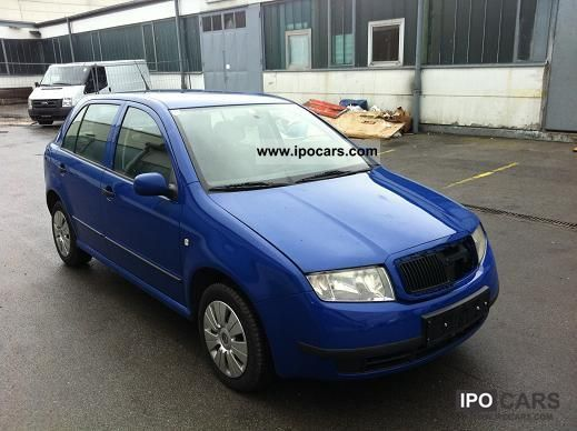 2004 Skoda  Fabia 1.9 TDI Comfort Small Car Used vehicle photo