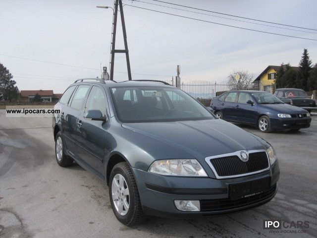 2006 skoda octavia combi 1 9 tdi 4x4 car photo and specs. Black Bedroom Furniture Sets. Home Design Ideas