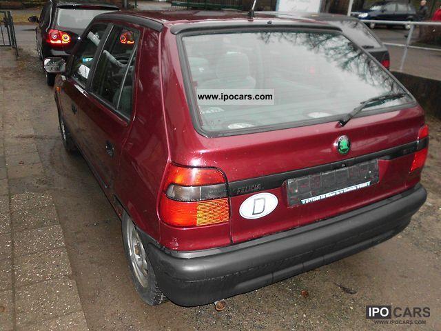 1997 Skoda  Felicia 1.6 GLX climate Small Car Used vehicle photo