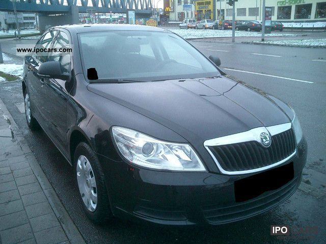 2011 Skoda  Octavia 1.6 TDI DPF / NEW MOD. / FACTORY WARRANTY Limousine Used vehicle photo