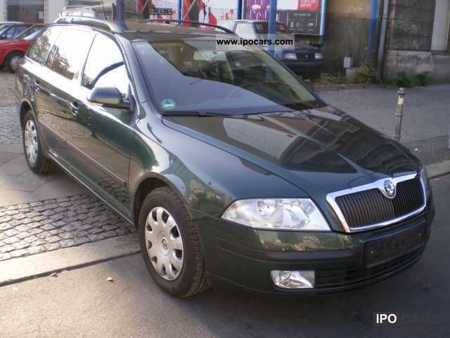 2006 Skoda  Octavia Ambiente 1.6 FSI Automatic Estate Car Used vehicle photo