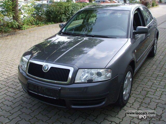 2002 Skoda Superb Comfort 2 8 V6 Car Photo And Specs