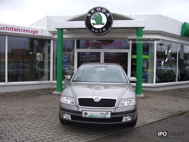 2007 Skoda  Octavia Combi 1.6 Team Edition Estate Car Used vehicle photo