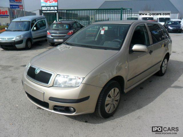 2006 Skoda  Fabia 1.4i OKAZAUTO.BE Small Car Used vehicle photo