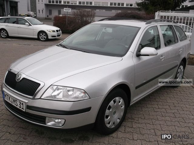 2007 Skoda Octavia Combi 1 9 Tdi Ambiente Car Photo And Specs