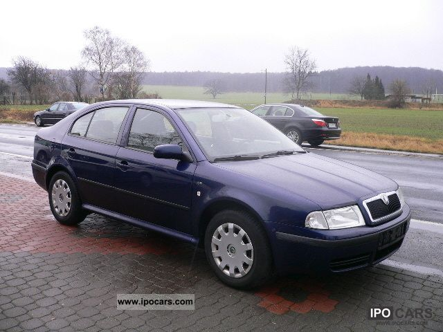 2004 skoda octavia 1 9 tdi ambiente car photo and specs. Black Bedroom Furniture Sets. Home Design Ideas