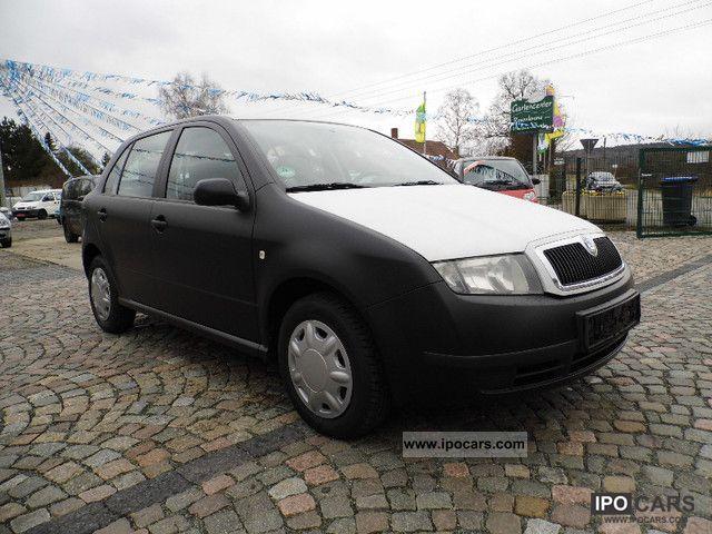 2004 Skoda  Fabia 1.2 HTP ** ** CLIMATIC EURO 4 ** 1 ** MOT ** HAND Small Car Used vehicle photo
