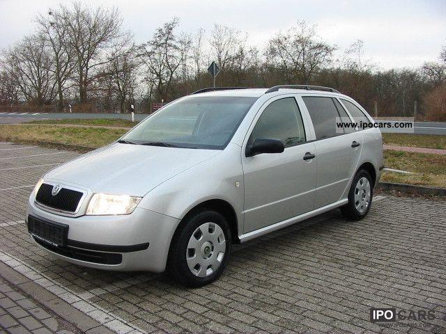 2003 Skoda  Fabia Combi 1.2 HTP OFF WITH 1.HAND 67 000 KM!! Estate Car Used vehicle photo