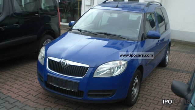 2006 Skoda  Roomster 1.9 TDI Style Van / Minibus Used vehicle photo