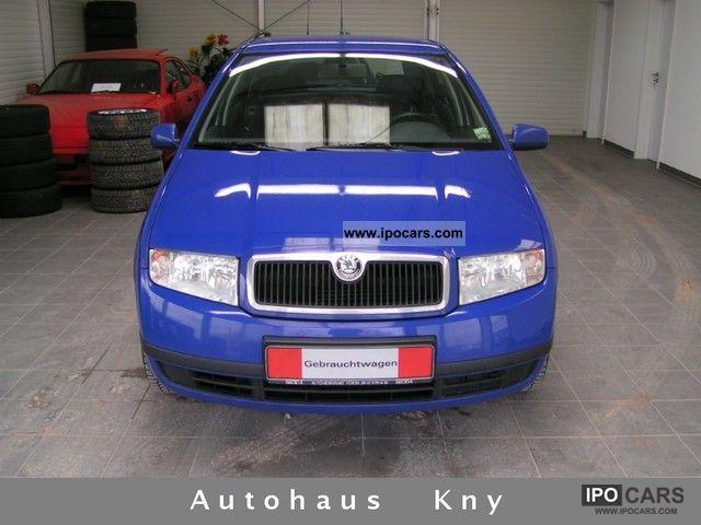 2004 Skoda  Fabia 1.4 16V Classic Small Car Used vehicle photo