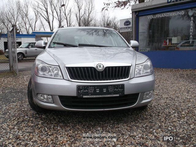 Skoda  Octavia Ambiente 1.6 LPG 2010 Liquefied Petroleum Gas Cars (LPG, GPL, propane) photo