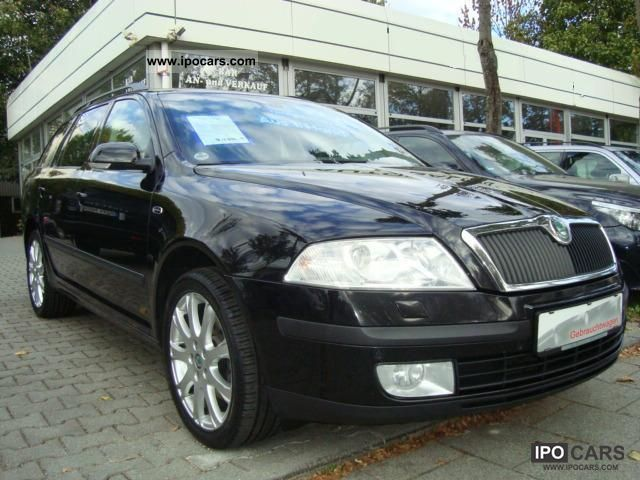 2008 Skoda  Octavia 2.0 TDI PD Laurin & Klement * FULL * Estate Car Used vehicle photo