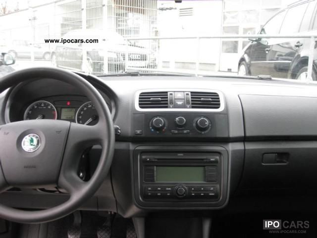 2008 Skoda Fabia Ambiente 1 2 Climate Car Photo And Specs
