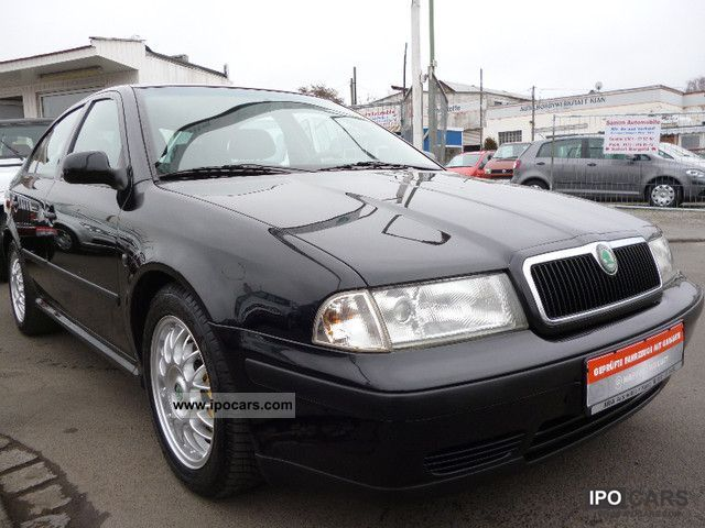 2000 skoda octavia 1 8 t 148000km checkbook 2 hand car photo and specs. Black Bedroom Furniture Sets. Home Design Ideas