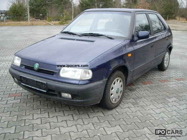 1997 Skoda  Felicia 1.3 GLXi Small Car Used vehicle photo
