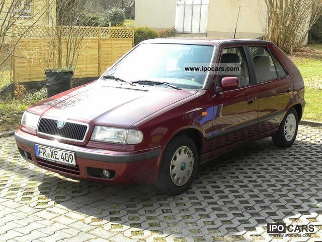 1998 Skoda  Felicia 1.6 GLX Small Car Used vehicle photo