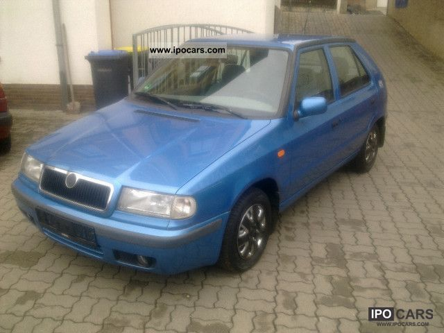 1999 Skoda  Felicia 1.6 Tüv new FriendFeed Small Car Used vehicle photo