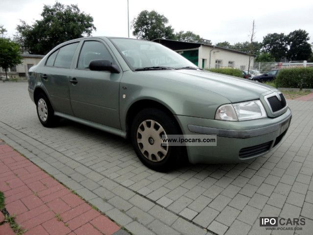 2003 skoda octavia 1 9 tdi car photo and specs. Black Bedroom Furniture Sets. Home Design Ideas