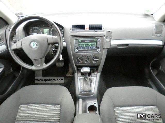 2008 skoda octavia combi 1.9 tdi dpf dsg navi columbus, spor - car