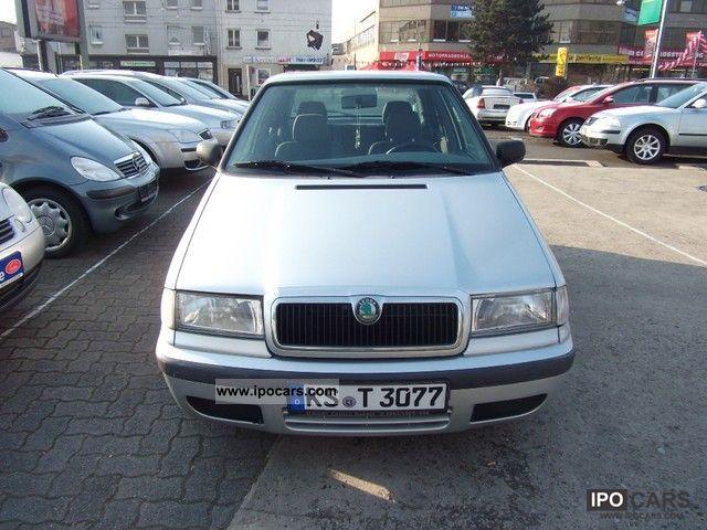 2000 Skoda  Felicia.92000 KM Small Car Used vehicle photo