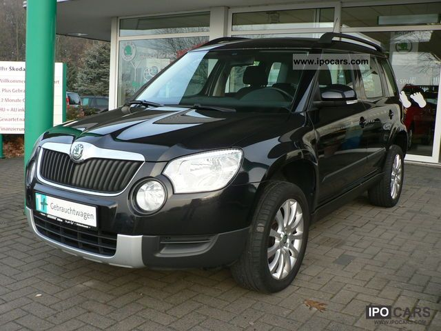 2009 skoda yeti 2 0 tdi 4x4 ambition car photo and specs. Black Bedroom Furniture Sets. Home Design Ideas