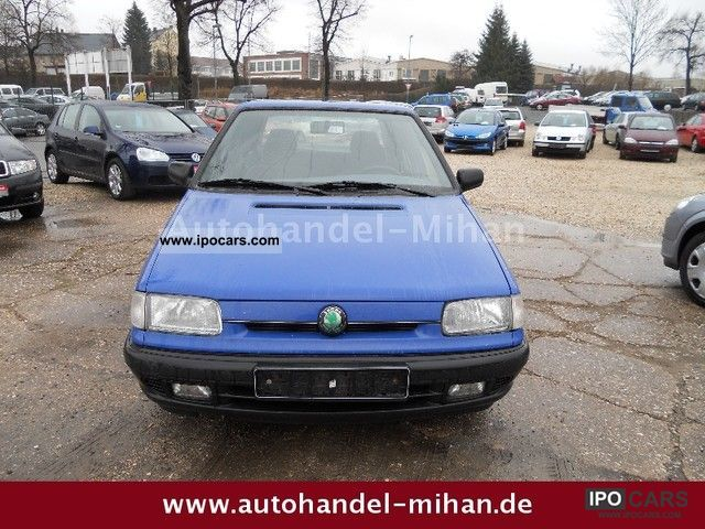 1996 Skoda  Felicia 1.3 GLXi euro2 2.Hand TUV. 08.2013 Small Car Used vehicle photo